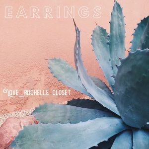 Jewelry - Statement Earrings to make an outfit